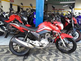 Honda Cg 160 Titan Ex 2018 Cbs Moto Slink