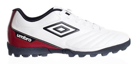 Umbro Botines Kids - Sty Attak Ii Jr Blanco