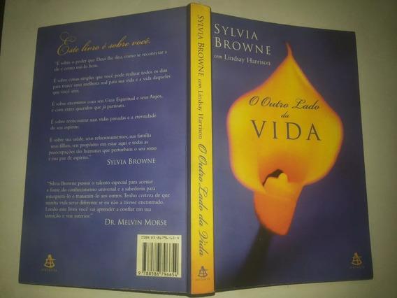 Livro O Outro Lado Da Vida Sylvia Browne Lindsay Harrison
