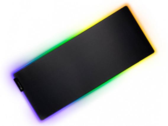 Mouse Pad Gamer Led Rgb Extra Grande 30x70x3cm Arcticus