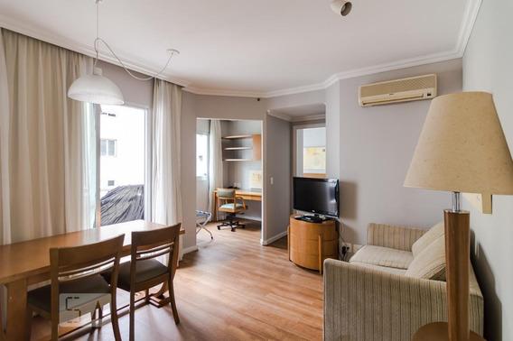 Apartamento Para Aluguel - Consolação, 1 Quarto, 48 - 893001433
