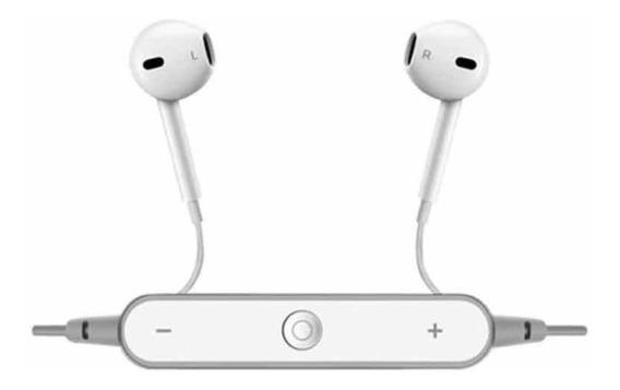 Fone De Ouvido Bluetooth S6 Esporte Com Microfone