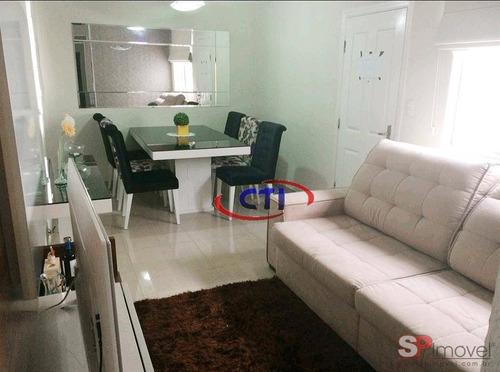 Imagem 1 de 3 de Apartamento Com 2 Dormitórios À Venda, 70 M² Por R$ 305.000 - Centro - São Bernardo Do Campo/sp - Ap3266