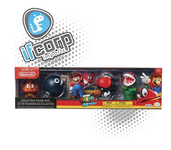 Mario Odyssey Cappy en Mercado Libre México