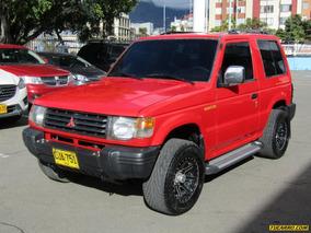 Mitsubishi Montero Mt 2400 4x4
