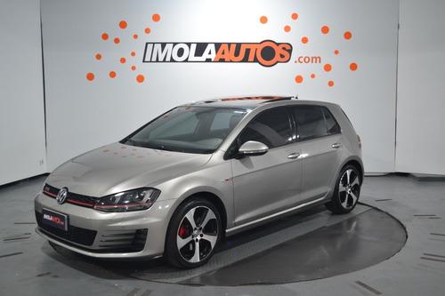 Volkswagen Golf 2.0 Gti  A/t 2017 -imolaautos