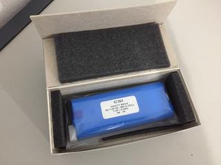 Bateria Para Coletor De Analise De Vibração Csi 2130