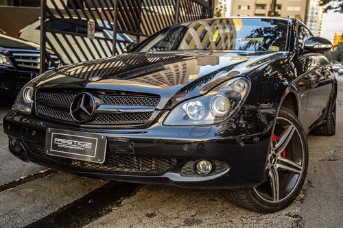 Mercedes Cls500 Ano 2005 Blindada