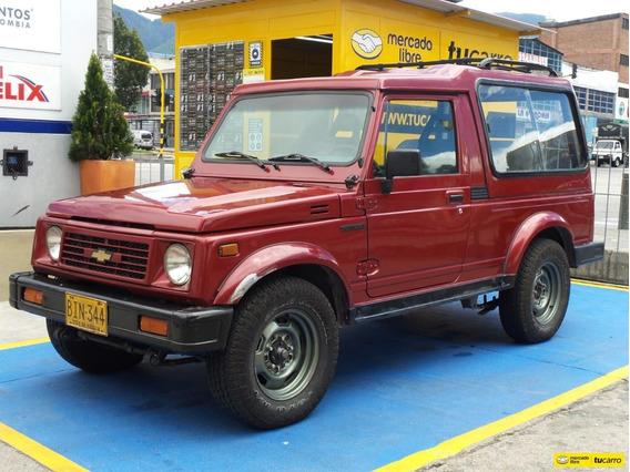 Chevrolet Samurai Campero 4x4