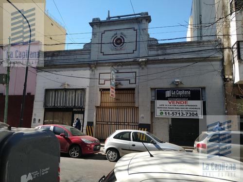 Terreno - Flores- Bolivia 49  *lindo Frente*  Lote De 554m2 *planos Aprobados-  Derechos Pagos  Vendibles 2.780 M2   22 Coch