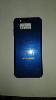 Tapa Trasera Y6 Atu-lx3 Original Oem Seminuevo Solo Azul