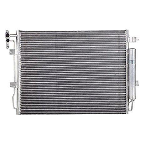 Condensador Ar Condicionado R Rover Sport Motor 3.0 Diesel