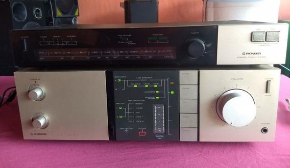 Amplificador E Sintonizador Pioneer Tx 5100 Bivolt