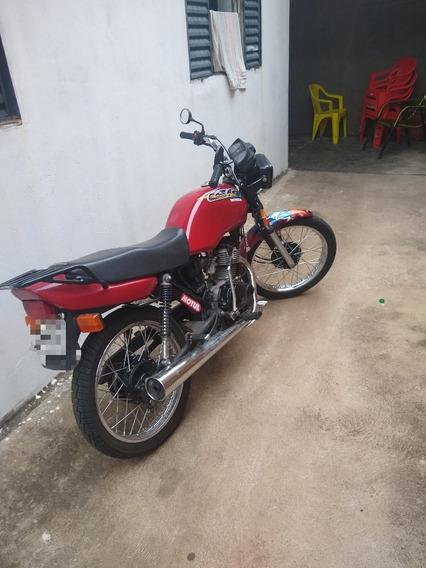 Honda Titan 99