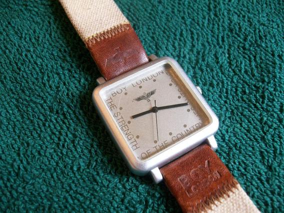 Boy London Reloj Vintage Retro