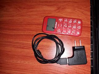 Celular Vergatario S202vtelca Con Cargador Original