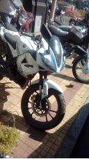 Motomel Sr 200 Blanco 2015
