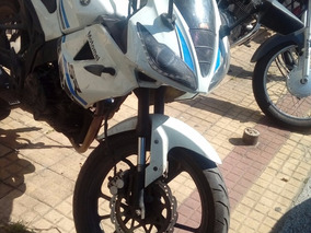 Motomel Sr 200 Blanco 2015