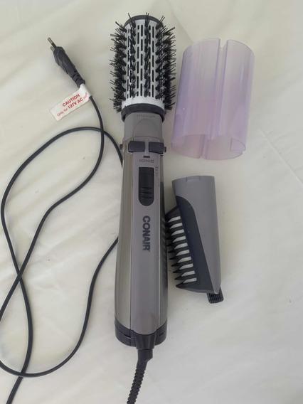 Escova Rotationg Air Brush Titanium Conair - 110 V