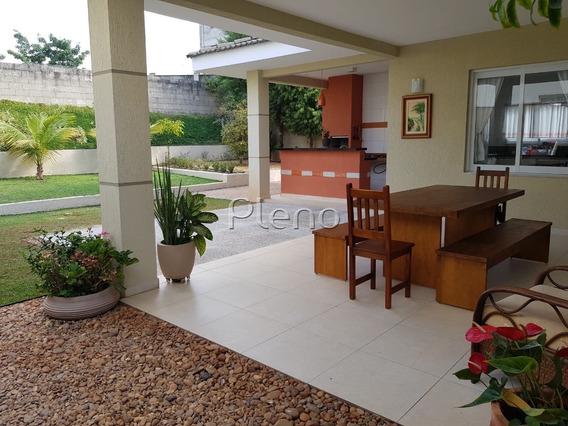Casa À Venda Em Loteamento Alphaville Campinas - Ca022859
