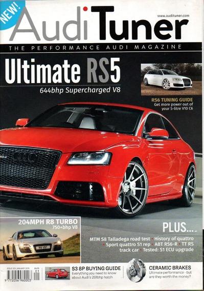Audi Tuner - Revista Inglesa The Performance Audi
