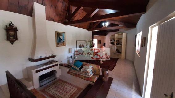 Casa Com 5 Dormitórios À Venda, 370 M² Por R$ 1.250.000 - Ville Chamonix - Itatiba/sp - Ca1238