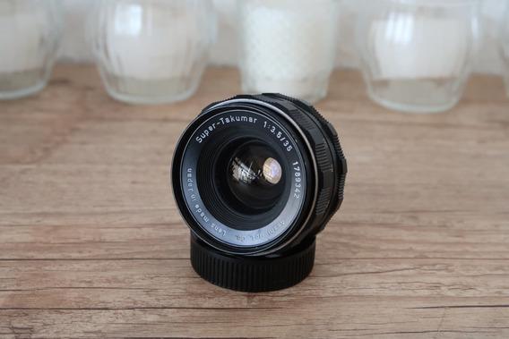 Lente Super Takumar 35mm 3.5