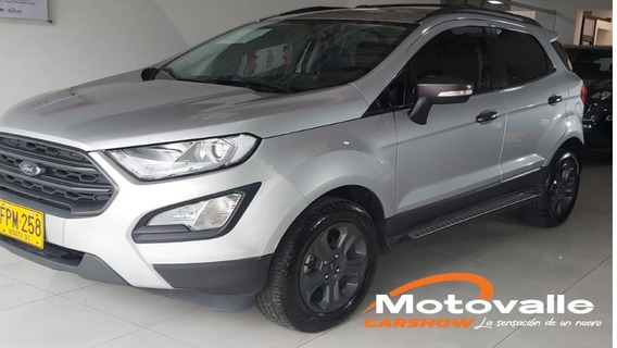 Ford Ecosport Freestyle 4x4 Automatica 2019