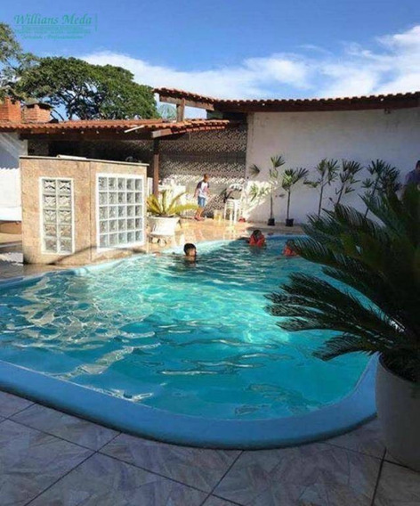 Chácara Com 5 Dormitórios À Venda Em Guarulhos. - Ch0092