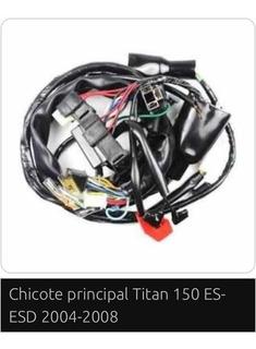 Fiação Principal Titan 150 Esd 2005-2008