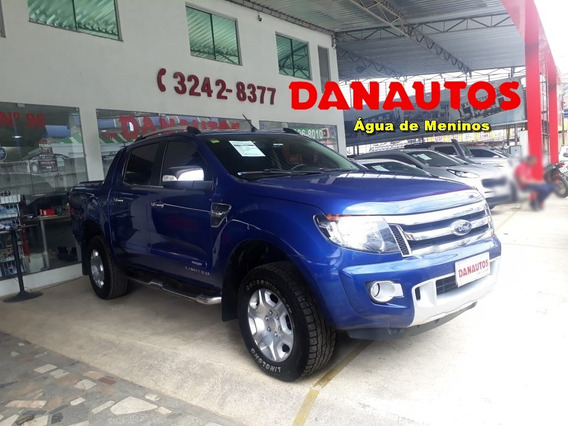 Ranger 3.2 Limited 4x4 Cd Automática Diesel 2013