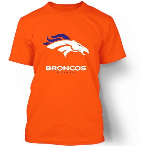 Playera Koyi 710 Nfl Denver Broncos Talla S - 3xl Caballero