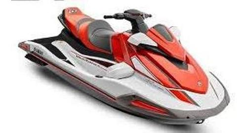 Jet Ski Yamaha Vx Cruiser 2021 - Mensais De R$ 1.636,00