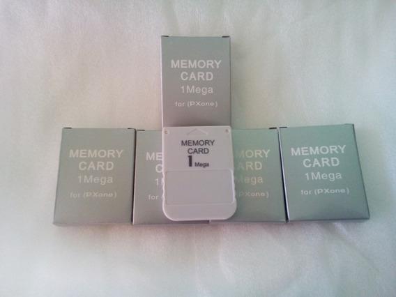 Memory Card 1 Mb Para Playstation 1
