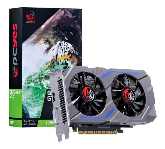 Placa De Video Gtx 1650 4gb Gddr5 128 Bits Geforce Nvidia