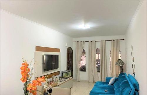 Imagem 1 de 22 de Sobrado No Aricanduva Com 3 Dorms Sendo 1 Suíte, 2 Vagas, 175m² - So0829