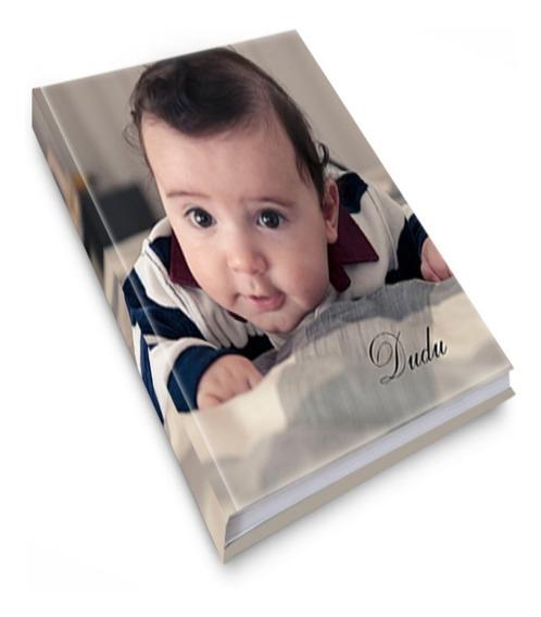 Álbum De Fotos Personalizado Fotolivro 15x21 Capa Dura 24pág