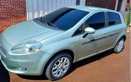 Imagem 1 de 11 de Fiat Punto 2010 1.4 Elx Flex 5p