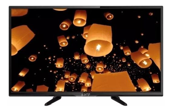 Monitor Tv Led 22 Kanji (hd) Vga Hdmi - Control Remoto