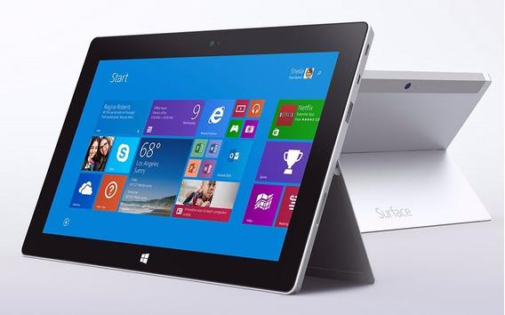 Tablet Incrível Microsoft Surface 2 64gb (seminovo)