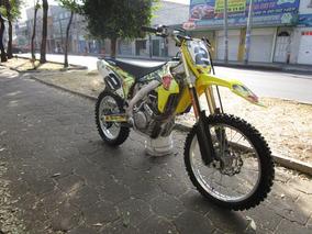 Suzuki Rm-z450l6