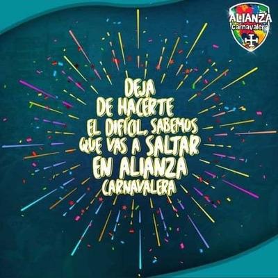 #yatesientocarnaval¿¿¿Un Carnaval Diferente Un Carnaval