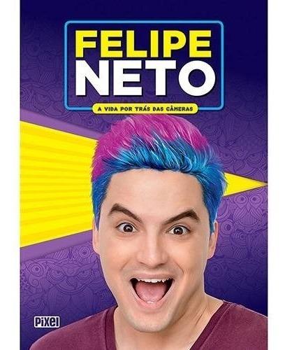Livro - Felipe Neto Frete Grátis