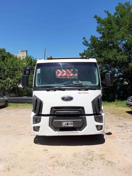Camion Ford Cargo 1517 Portavolquetes