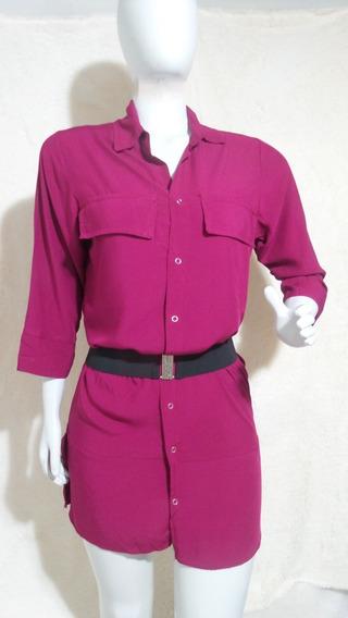 Vestido Mini Camisa