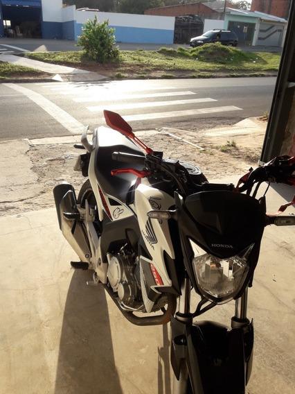 Honda Cb Twister Cbs
