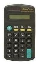 Calculadora Kenko De Bolsillo Autopower 8 Digitos (-402)