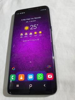 Samsung Galaxy S8 128 Gb (64+64) 6 Fundas Y Accesorios 12msi