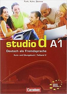 Studio D A1 - Deutsch Als Fremdsprache - Teilband 2 - Cornel