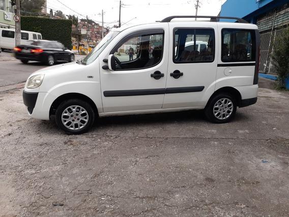 Fiat Doblo Hlx Completa 7 Lug 2011 Òtimo Estado $ 28900